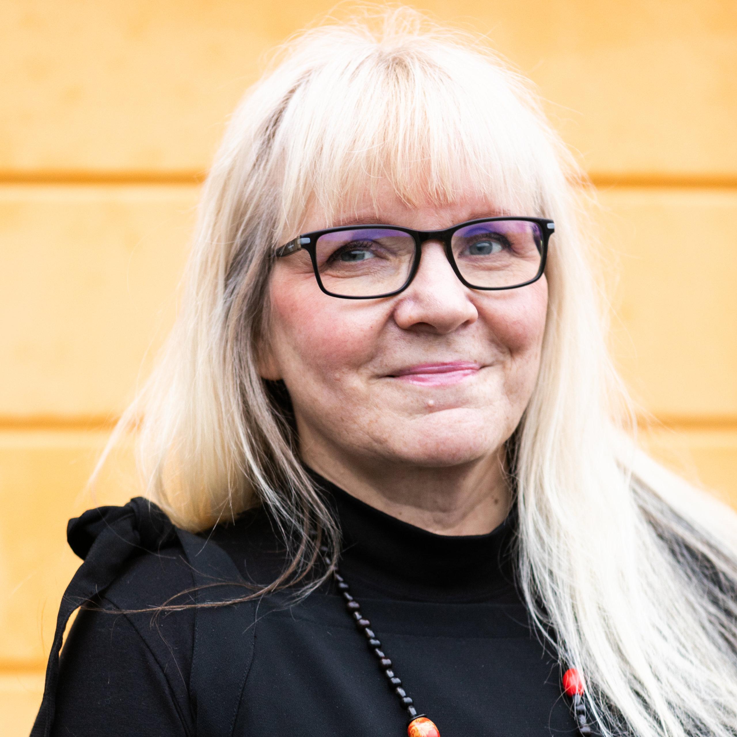 Sofiantähden vastaava Anne Kollin-Kankainen