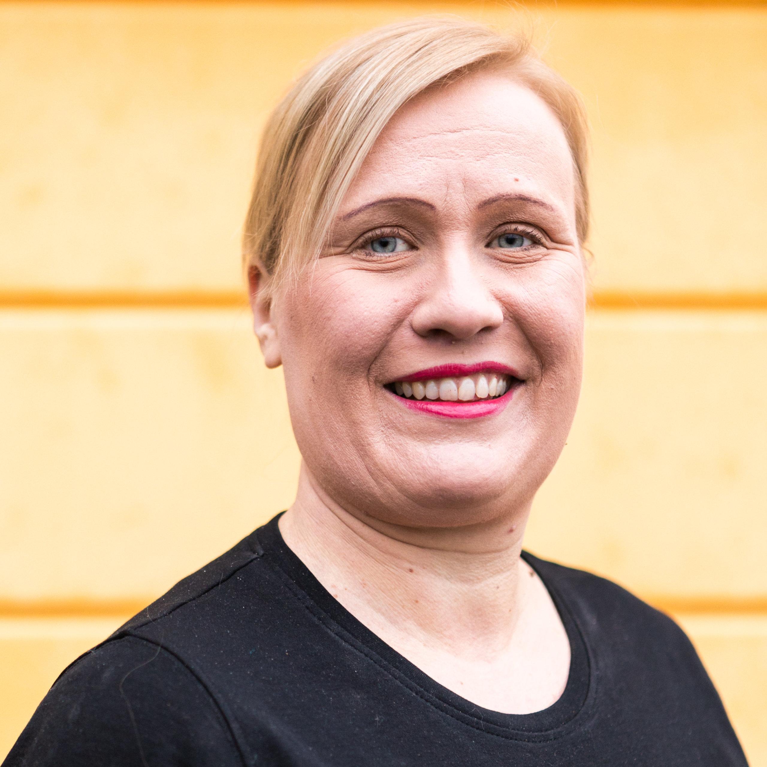 Sofiakylän vastaava Suvi Kulmala
