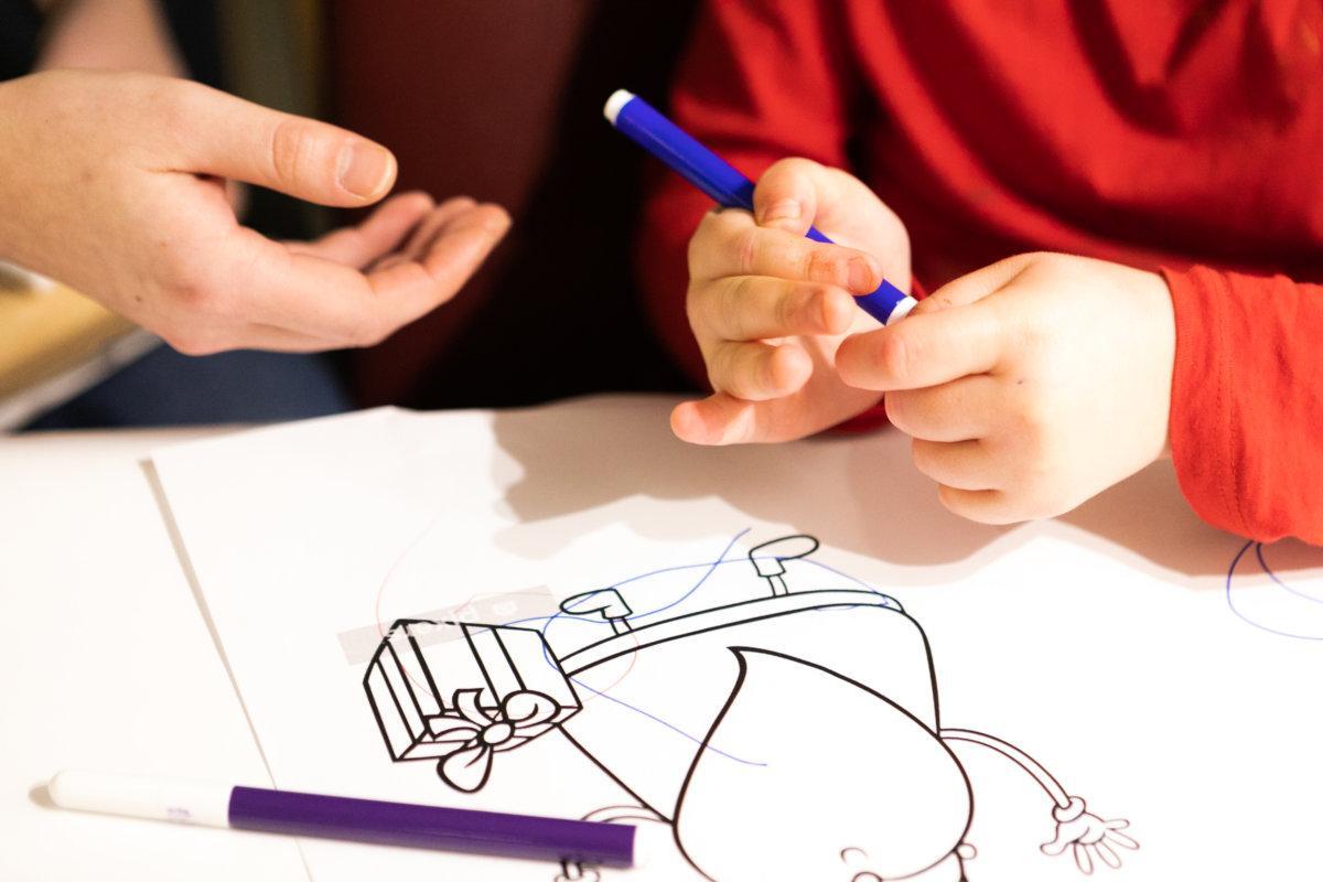 Sofiakylä tarjoaa tilaispäishoitoa lapsille ja nuorille